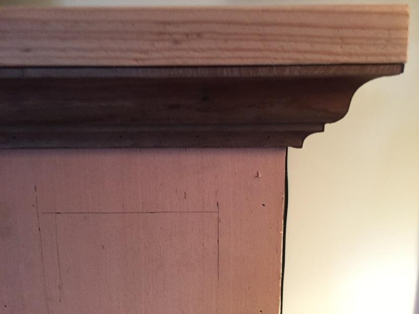5 1 2 alder crown molding how to build a fireplace part 2 moldings faux flue paint