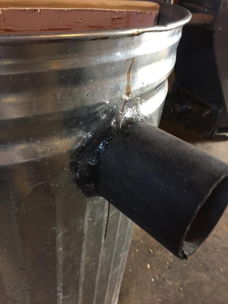 DIY dust collector 8
