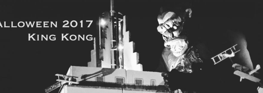 Halloween 2017: [How-To] King Kong on The Empire State Building ...